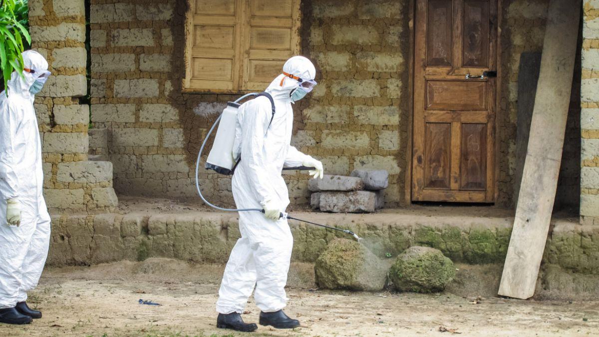 Confirman caso de ébola en el Reino Unido