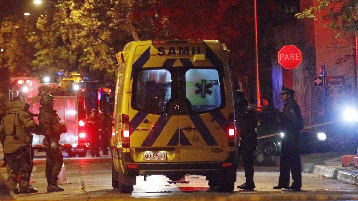Sergio Landskron es primera víctima de bombazos luego de que Fiscalía descartó su participación