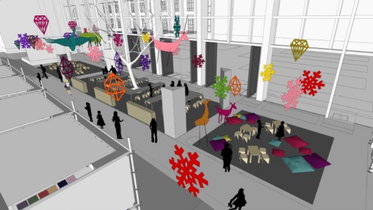 500 actividades culturales estarán en la nueva edición de la Feria del Libro de Santiago