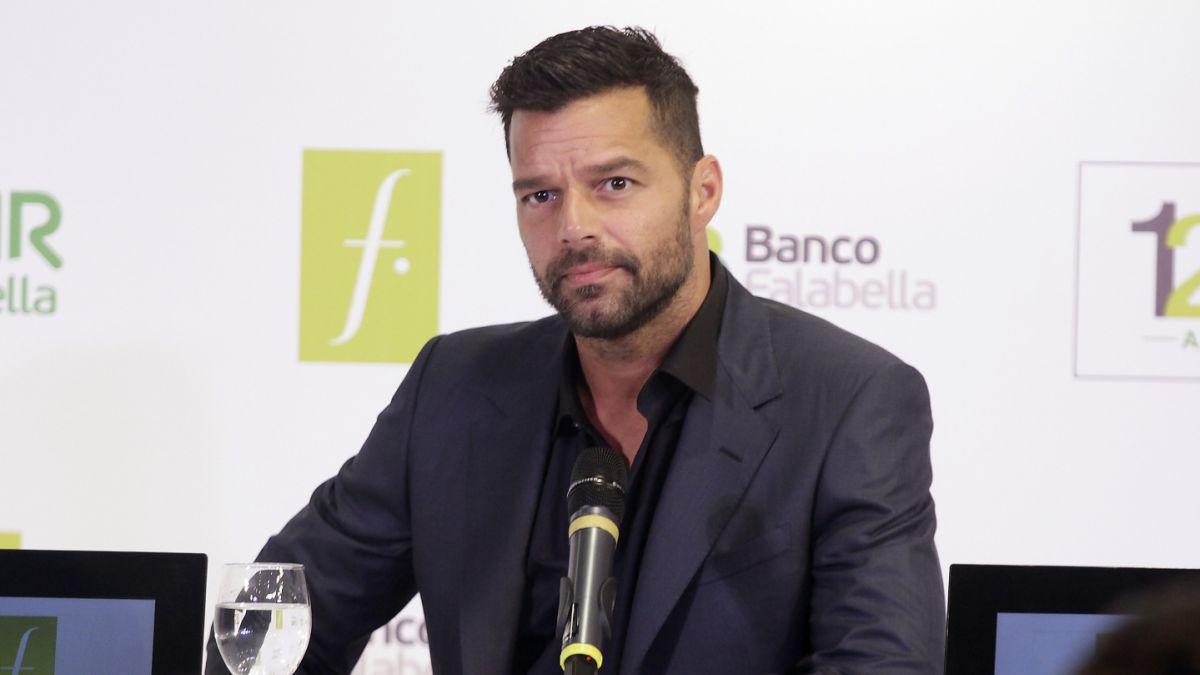 Ricky Martin: Me encantaría trabajar con Tarantino