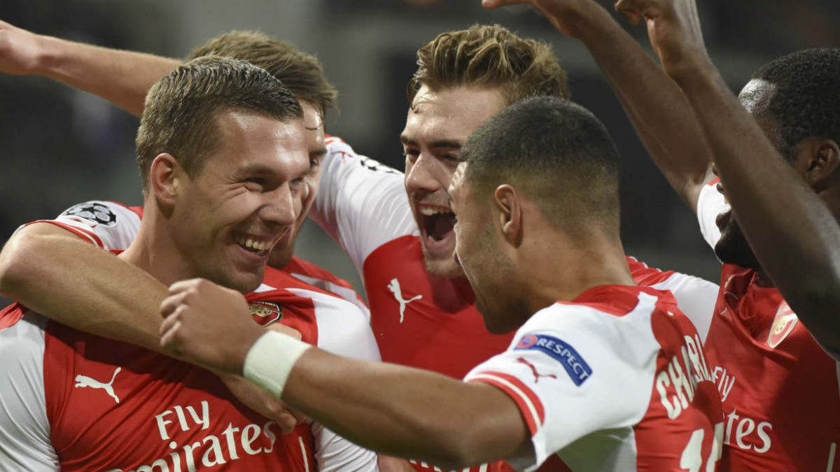 ¿Qué le dijo Alexis Sánchez a sus compañeros que celebraban un empate?