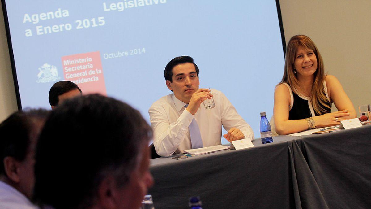 Las 10 leyes que el gobierno busca promulgar al cierre del año legislativo 2014