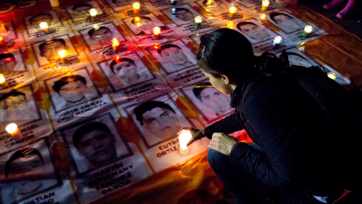 Revelan supuesto video del secuestro de los 43 estudiantes mexicanos