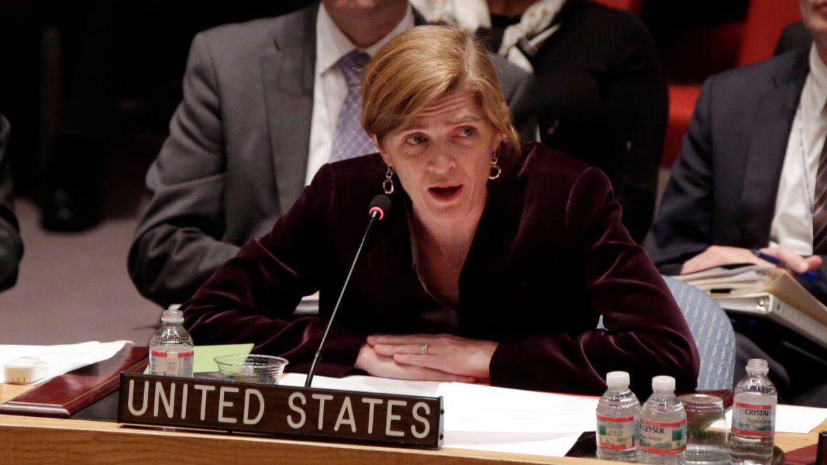 Embajadora de EE.UU. visita África y condena respuesta internacional ante el ébola