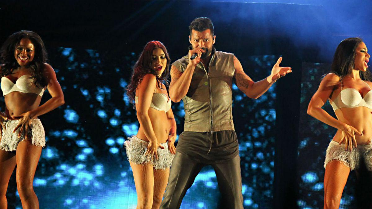 [FOTOS] El show de Ricky Martin que cautivó a miles de fanáticas en el Nacional