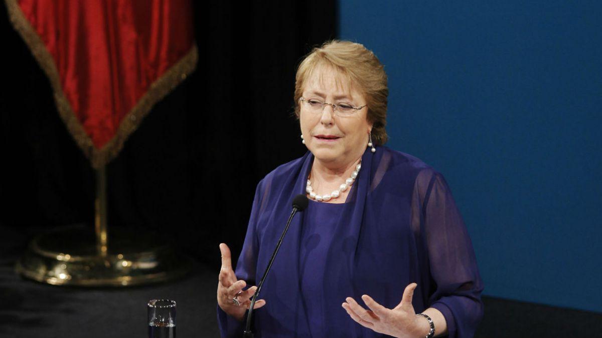 Presidenta Bachelet explicará reformas de gobierno durante gira europea