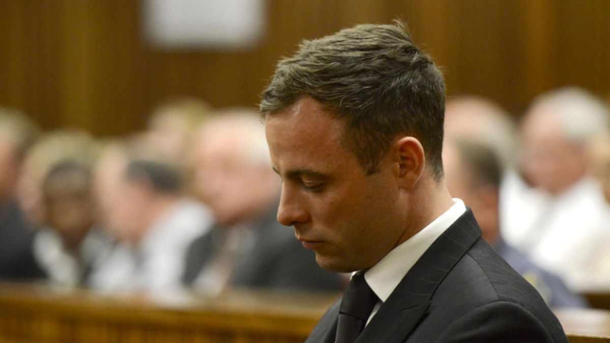 Oscar Pistorius obtiene libertad bajo fianza tras su condena por asesinato