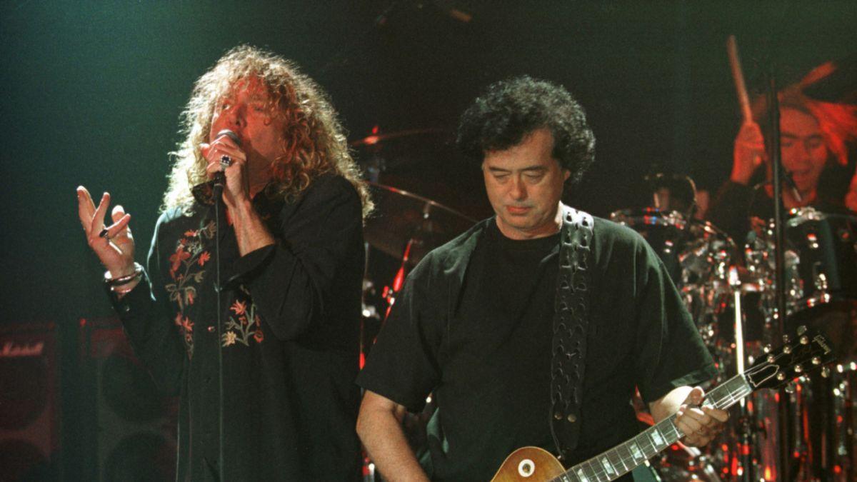 Los planes de Led Zeppelin para conmemorar los 40 años de emblemático disco