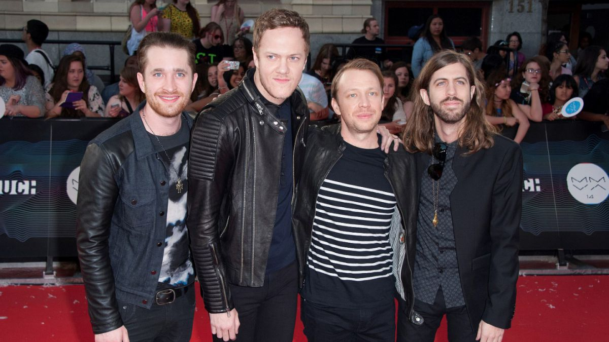 [AUDIO] Imagine Dragons anticipa su nuevo disco con I Bet My Life