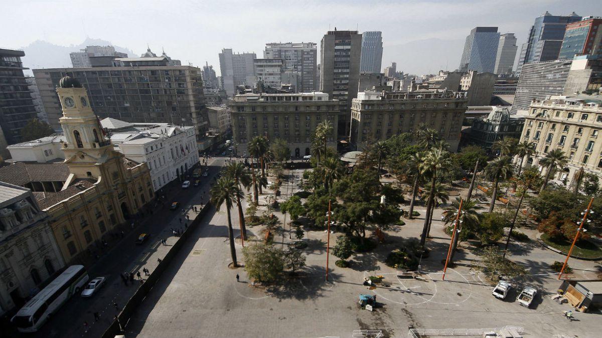 Vuelven a cerrar Plaza de Armas por un año por trabajos de Metro