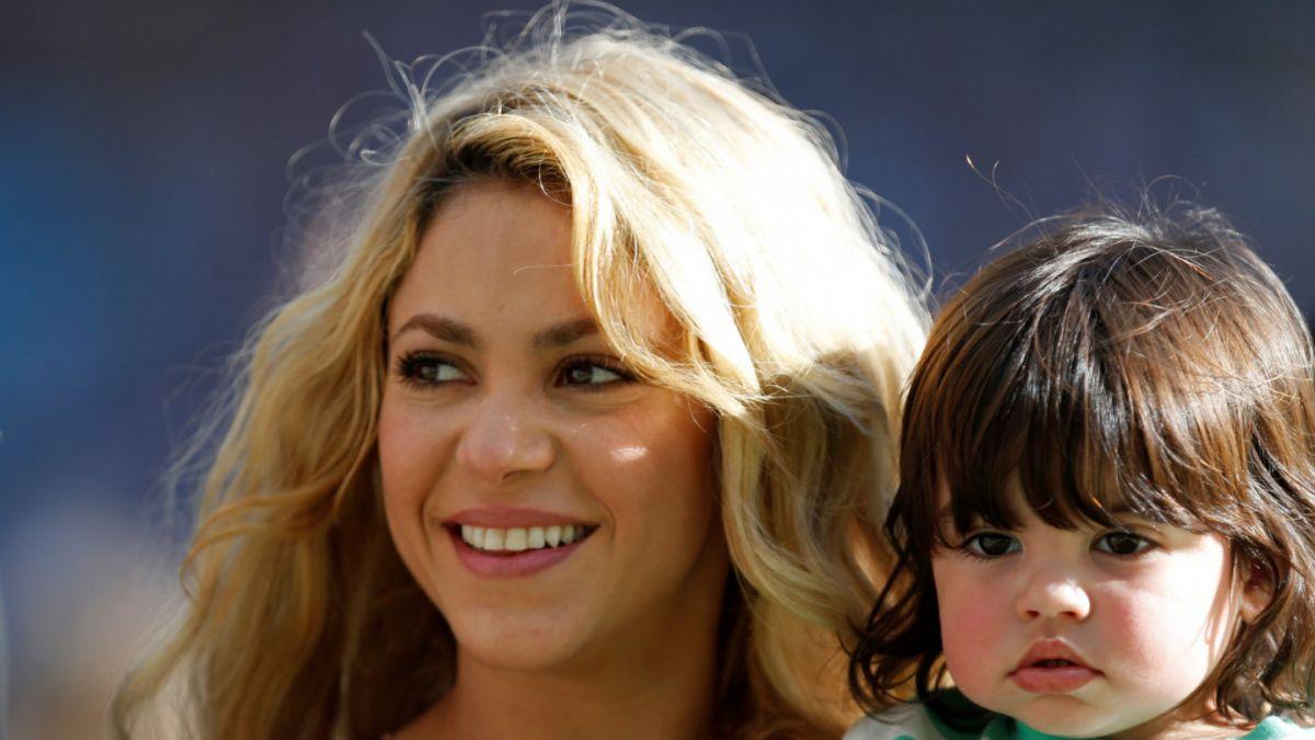 Shakira y Gerard Piqué ya son padres por segunda vez