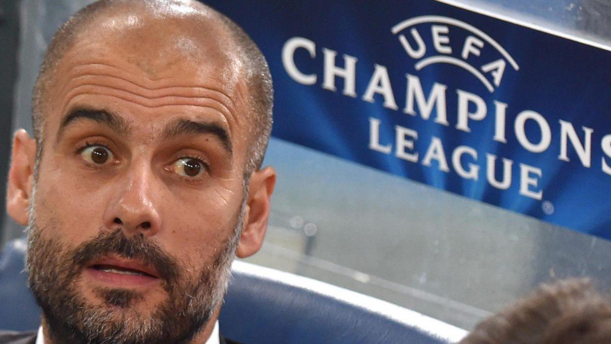[VIDEO] El polémico gesto de Josep Guardiola con la cuarto árbitro