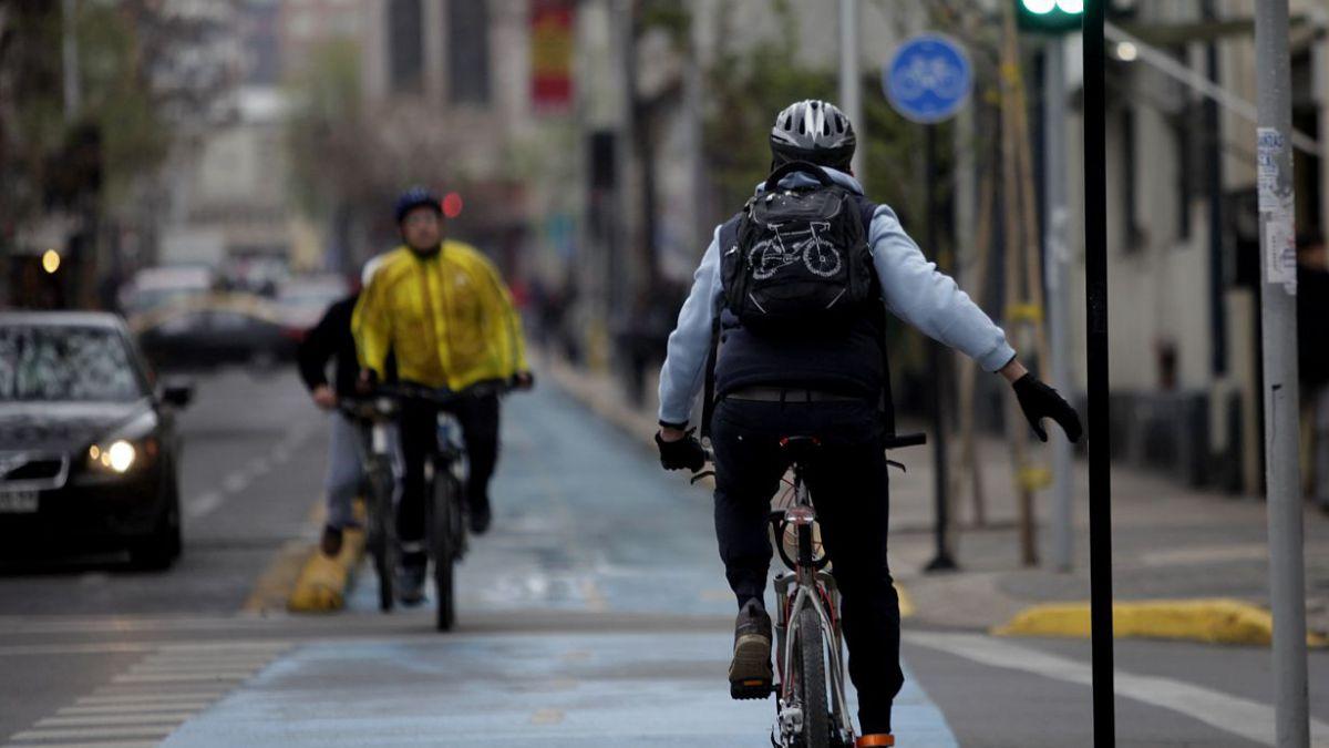 Accidentes de bicicletas llegan a 4 mil al año y representan 6% de los siniestros viales