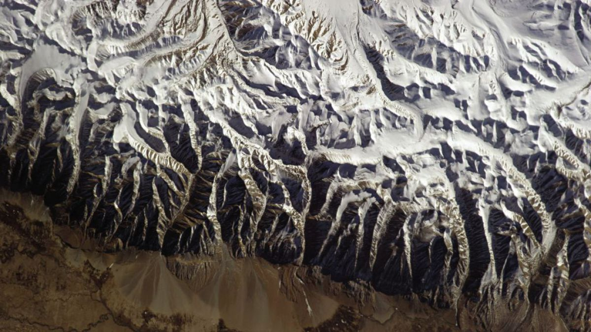 Las mejores fotos desde el espacio tomadas por Chris Hadfield