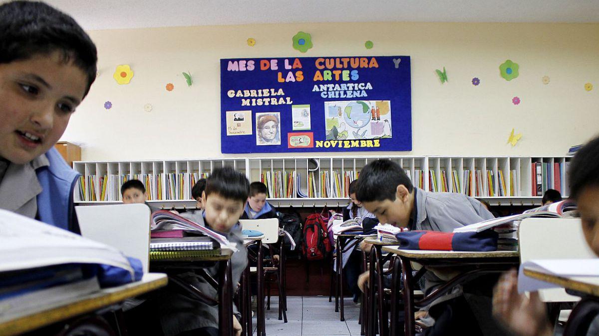 Se suspenden las clases en cuatro comunas de la región de Valparaíso