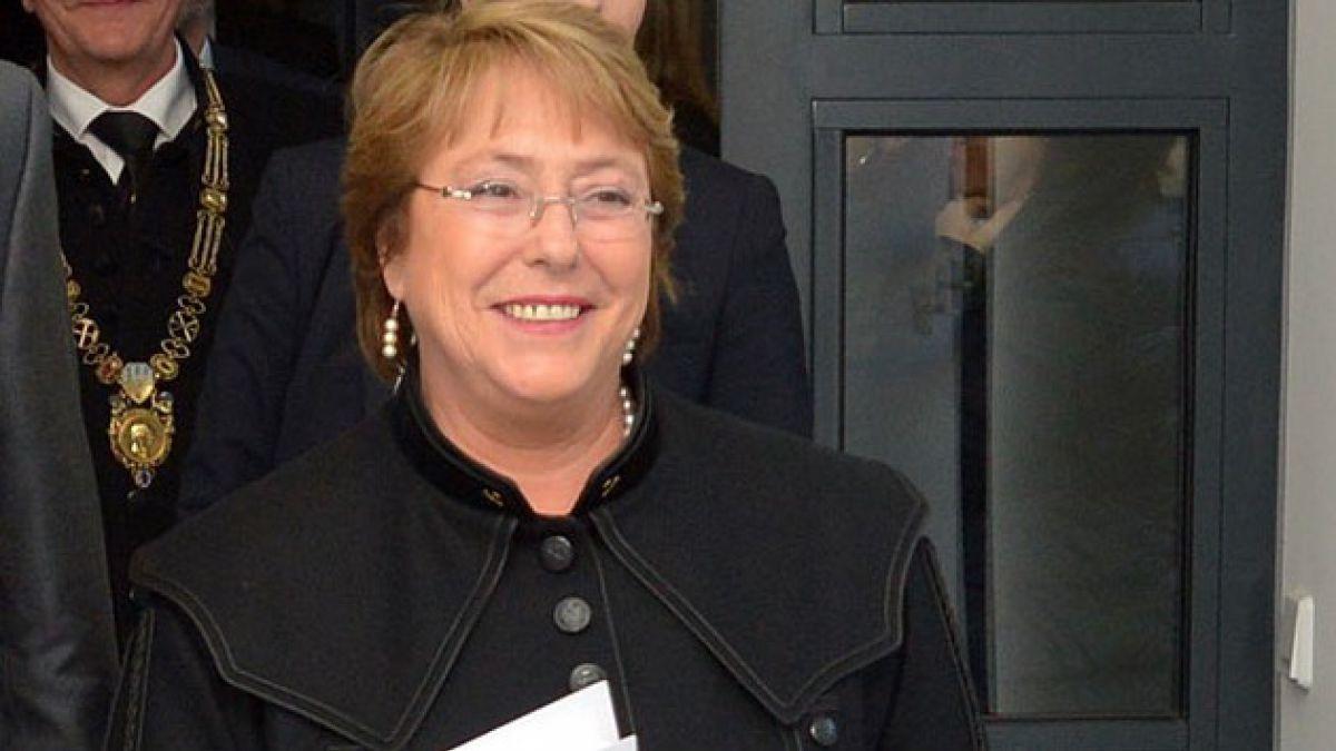 Bachelet: Demanda de Bolivia es obstáculo para restablecer una relación constructiva