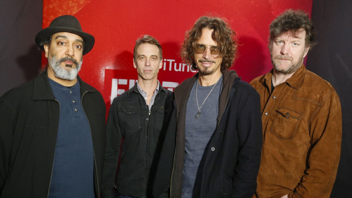 [AUDIO] Soundgarden estrena su última canción Storm
