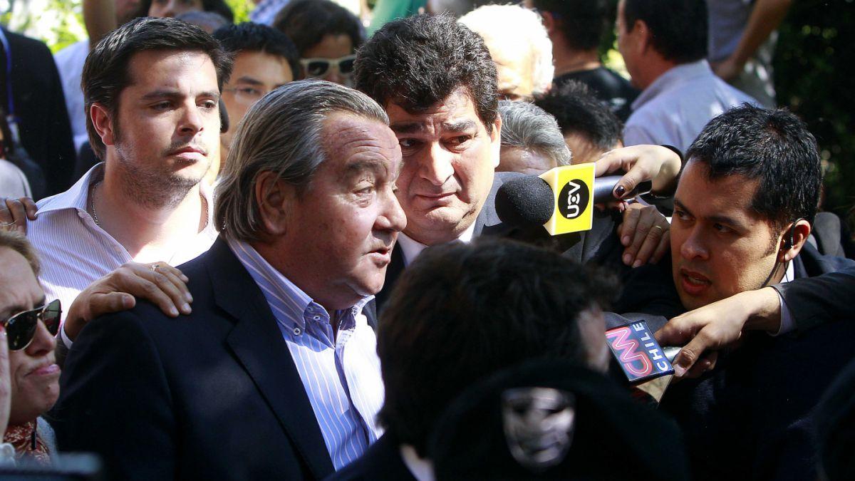 Presidente de la Corte Suprema niega presiones por detención de Cristián Labbé