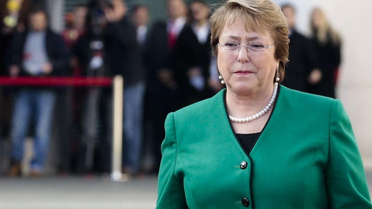 Bachelet: El 31 de enero tiene que estar aprobado el proyecto de la reforma educacional