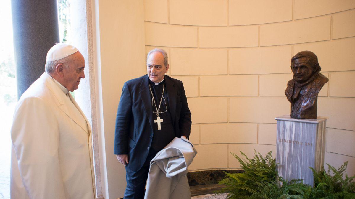 Papa Francisco dice que Teoría de la Evolución no es inconsistente con la Creación
