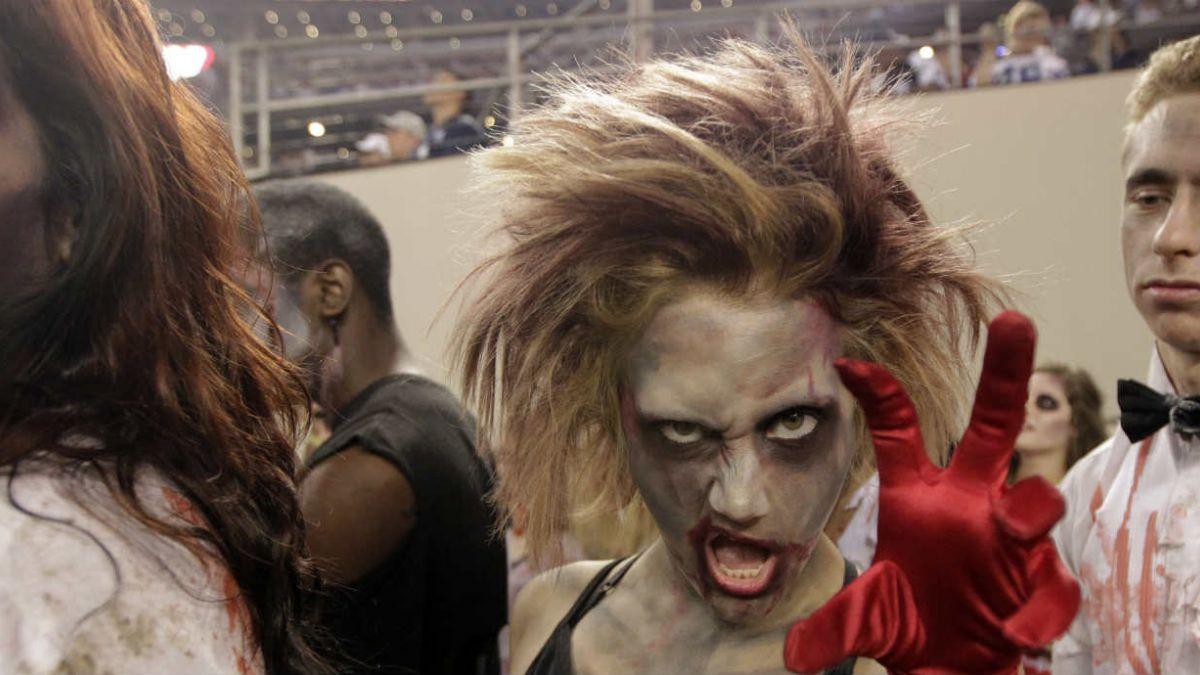 10 novedosos disfraces de Halloween