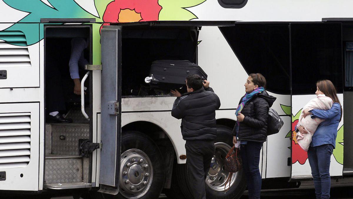 Sernac detecta alzas de hasta 211% en pasajes de buses interurbanos