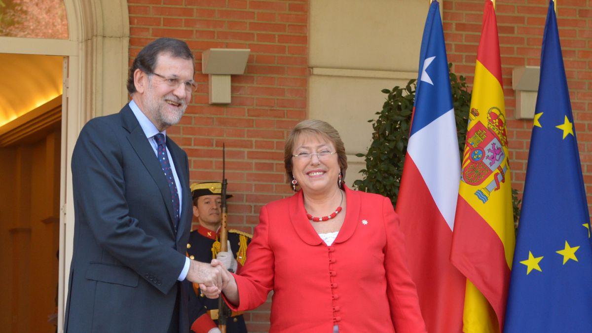 Bachelet niega crisis en la Nueva Mayoría y enfatiza potencial económico de Chile