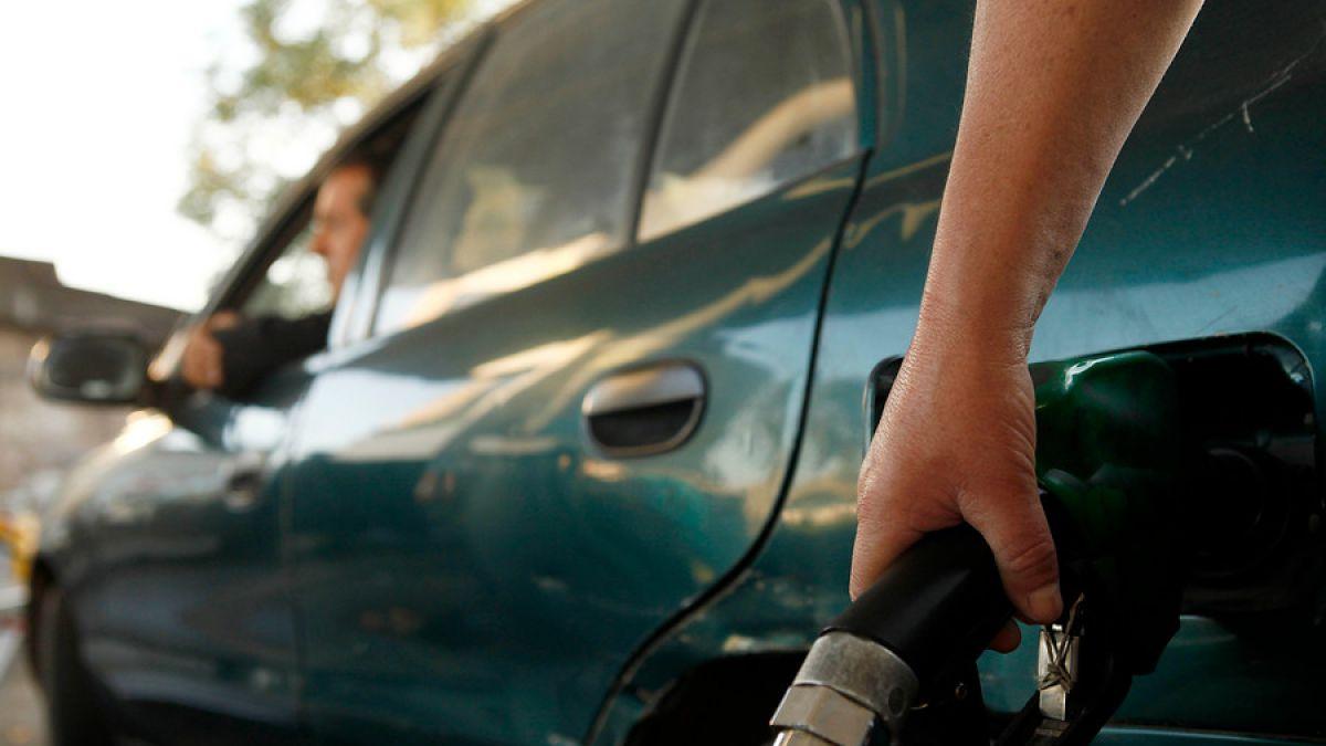 Precio de la bencina sube por séptima semana consecutiva