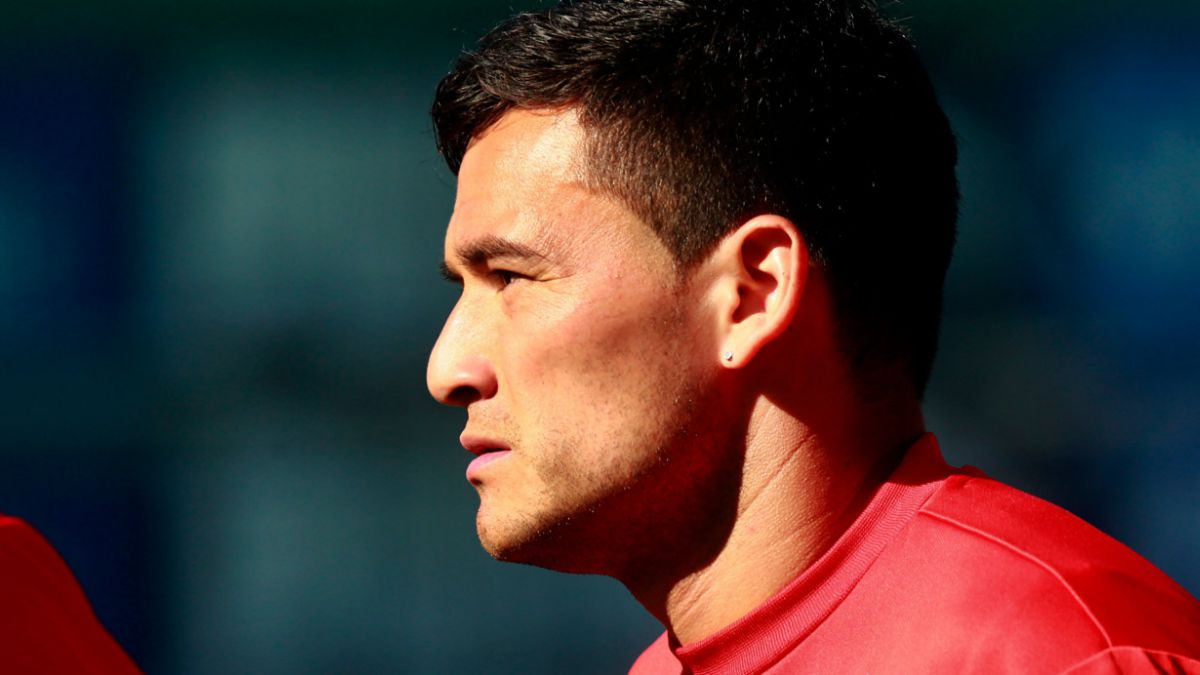 Charles Aránguiz: Quiero estar tanto en el Inter como en la selección