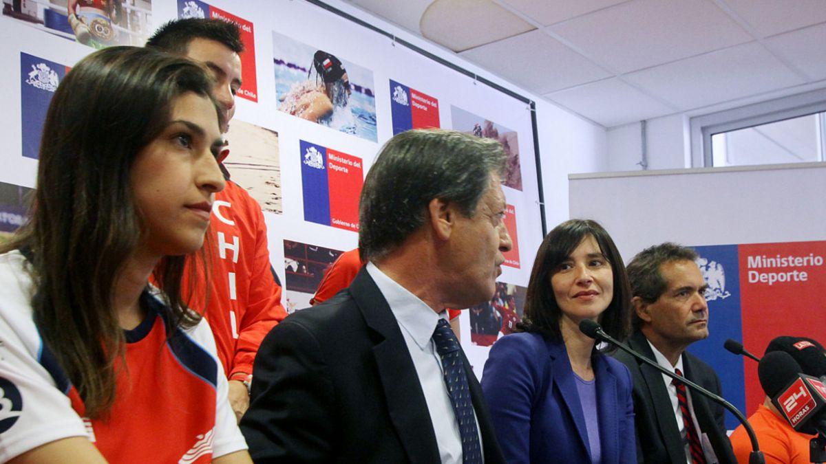 Ministerio del Deporte anuncia histórico presupuesto para el Alto Rendimiento