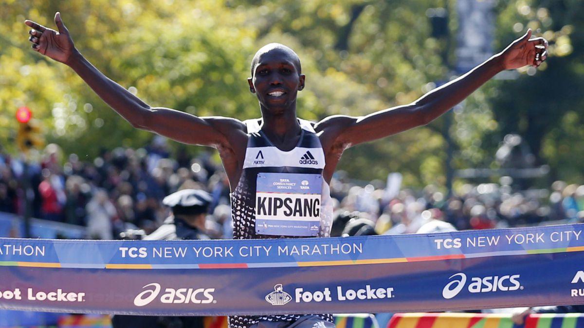 Maratón de N.York celebra su premio Príncipe con otra multitudinaria edición