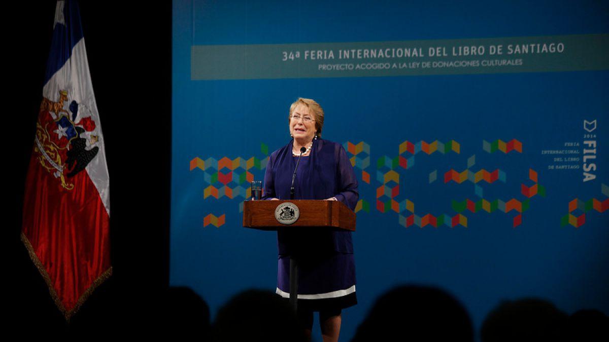 Cadem: En 7 meses de gobierno Bachelet alcanza mayor índice de desaprobación