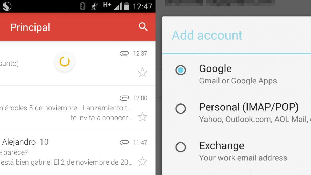 Ya se puede probar el nuevo Gmail, con diseño y más funciones
