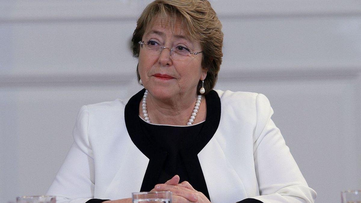 Bachelet encabeza reunión extraordinaria en La Moneda