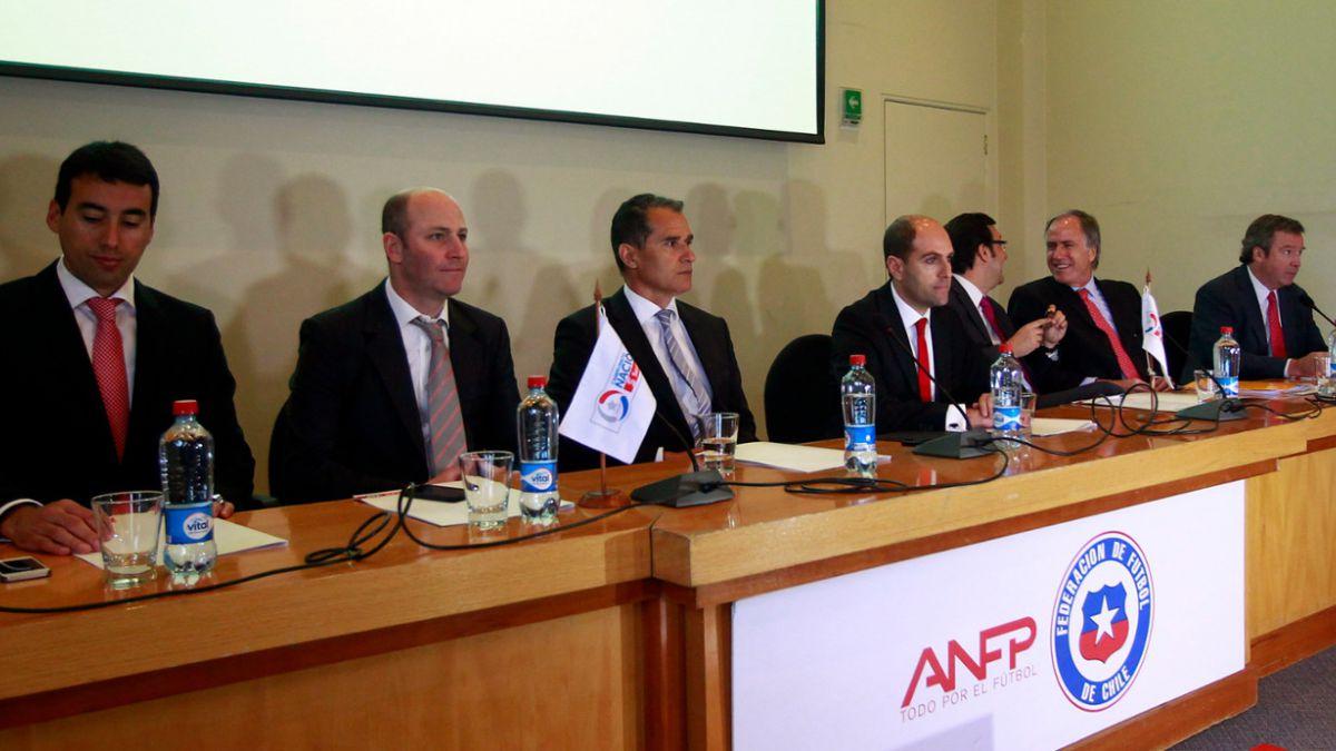 Sergio Jadue continuará como presidente de la ANFP hasta 2019