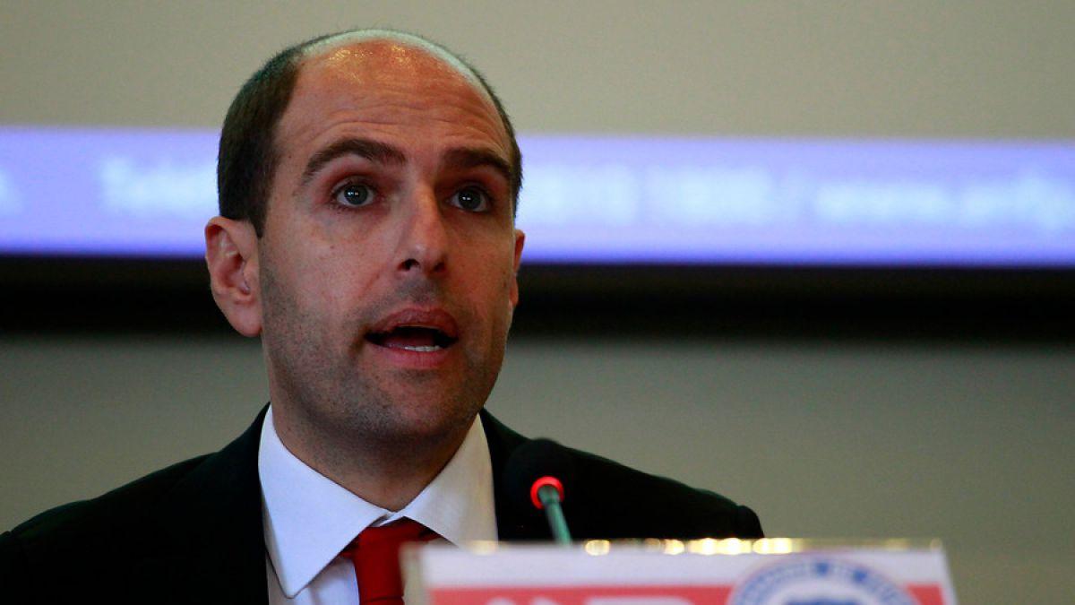 Sergio Jadue confirma intenciones de Chile para realizar Mundial 2030