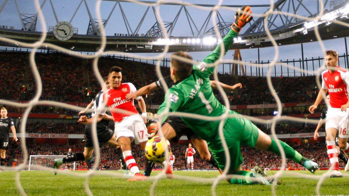 Alexis Sánchez integra el mejor once de la Premier League por tercera semana consecutiva