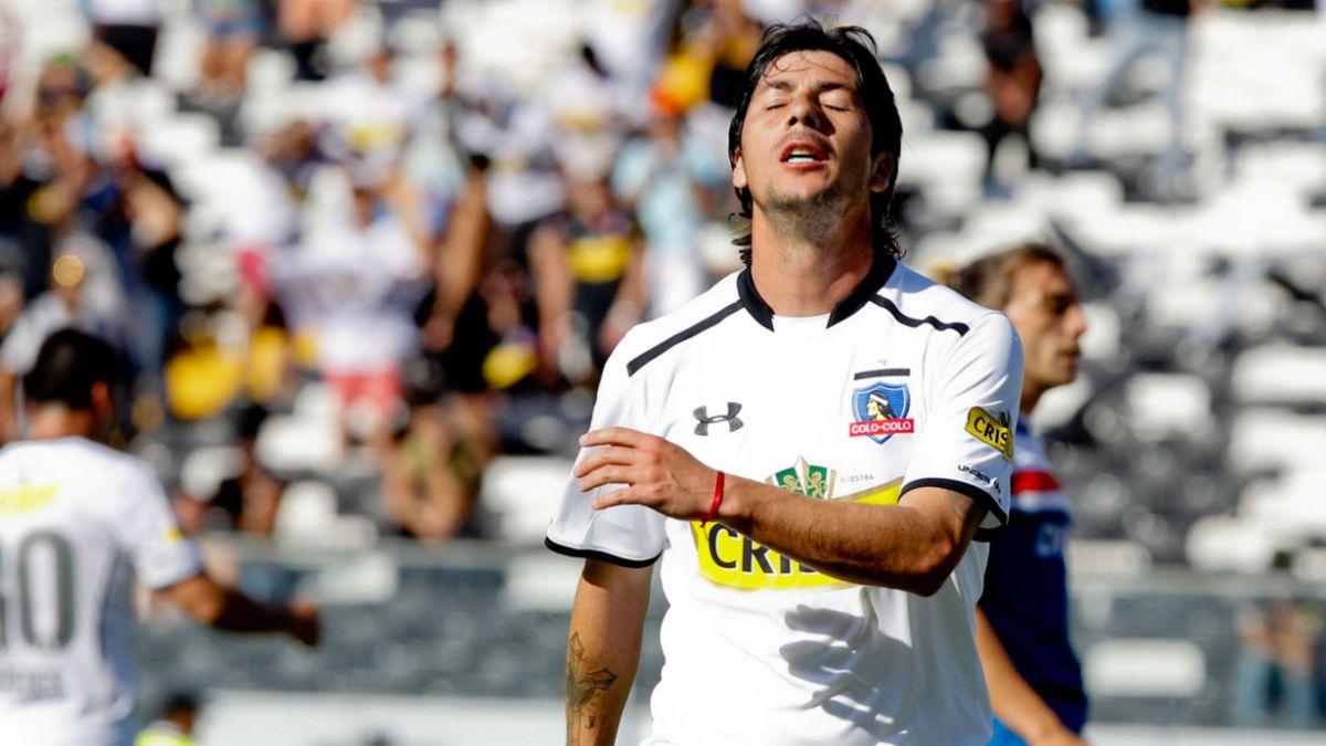 Jaime Valdés llegaría recuperado al partido frente a Audax Italiano