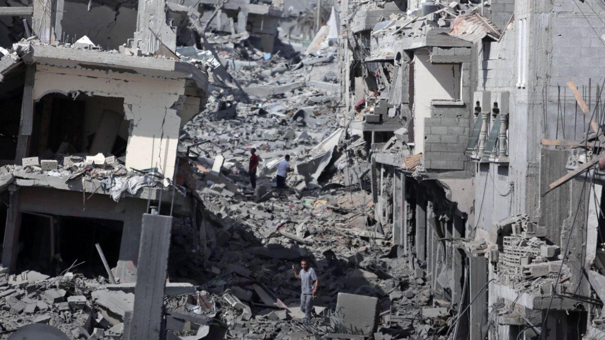 Amnistía Internacional: Israel cometió crímenes de guerra en Gaza