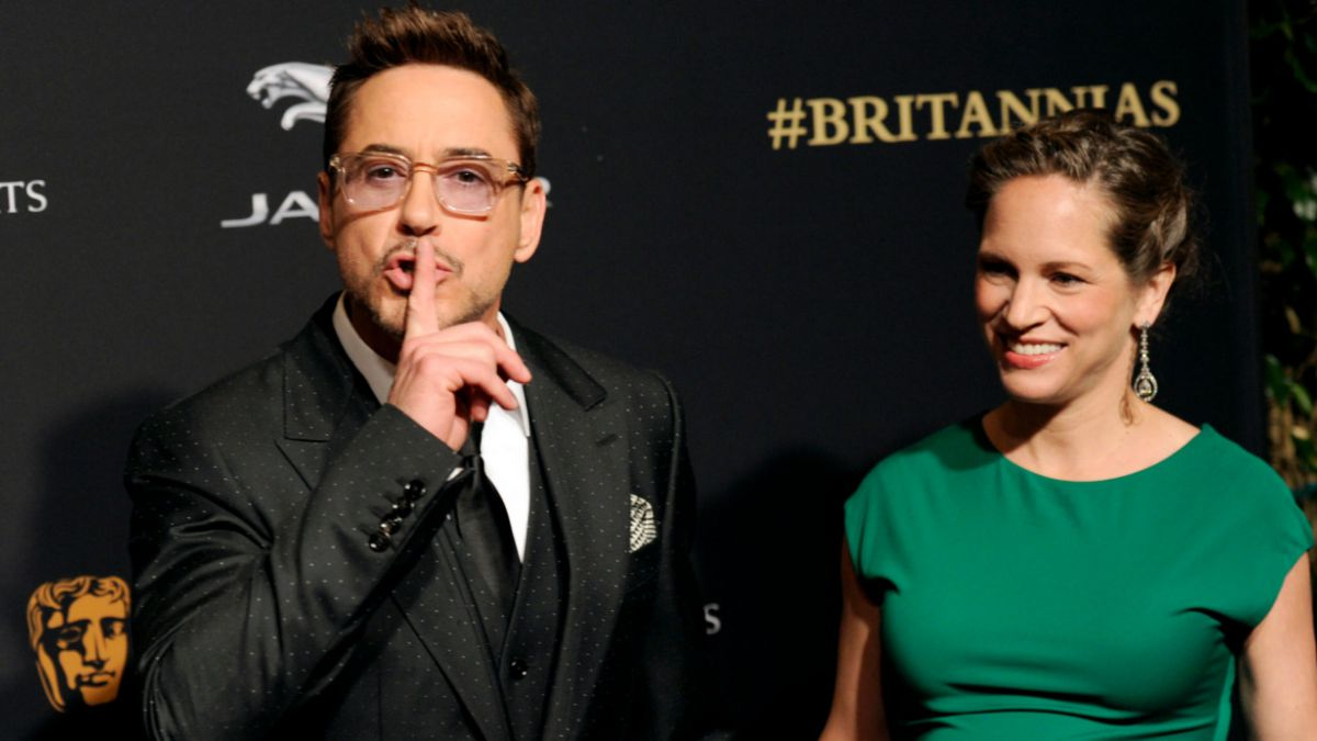 Robert Downey Jr. se convierte en padre por tercera vez