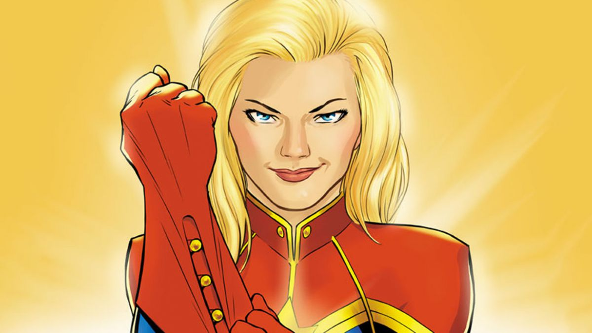 Captain Marvel: 8 actrices que podrían interpretar a la nueva superheroína
