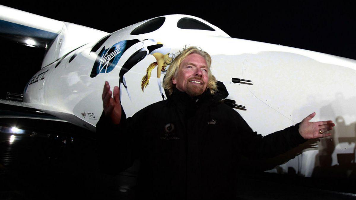 Fundador de Virgin Galactic: El universo es duro, pero merece la pena