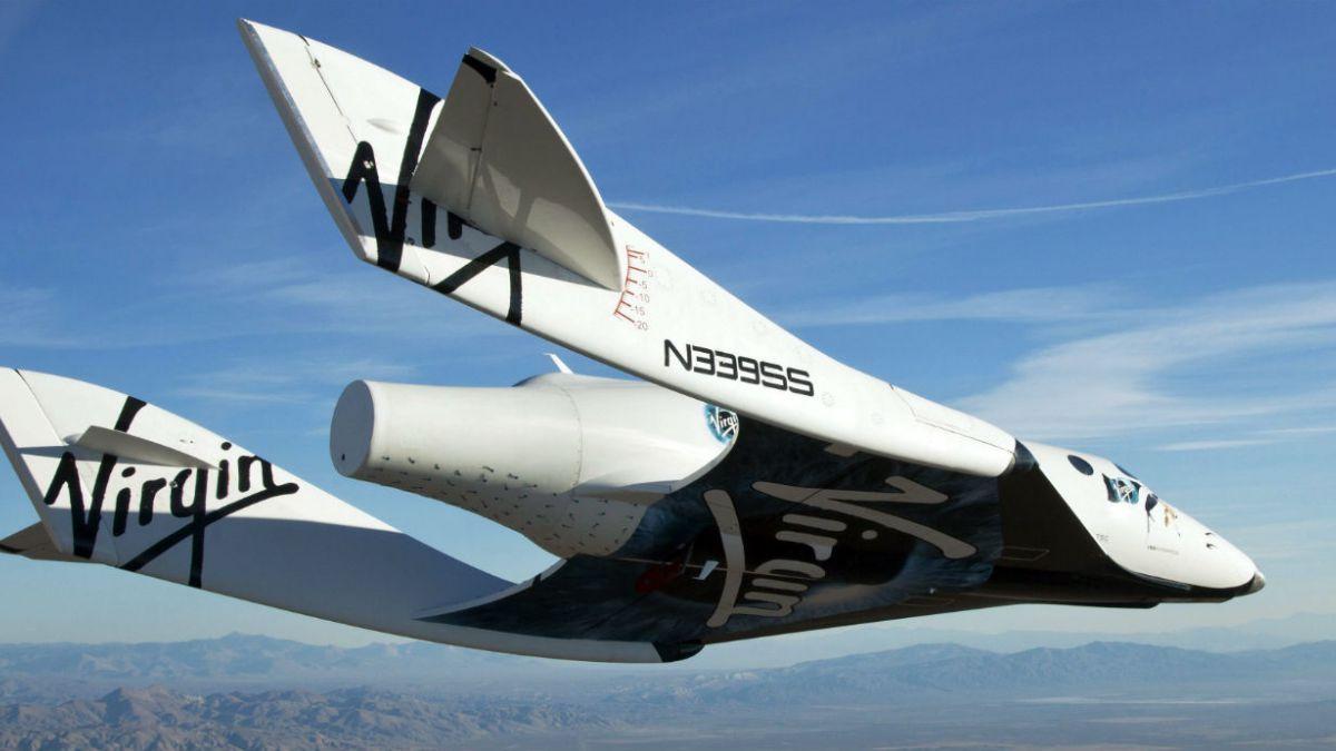 Nave de turismo espacial de Virgin Galactic se estrella en EE.UU.