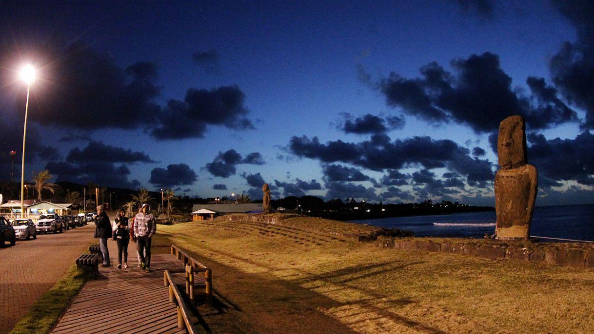 Sismo de 6,0 grados Richter afecta el suroeste de Isla de Pascua