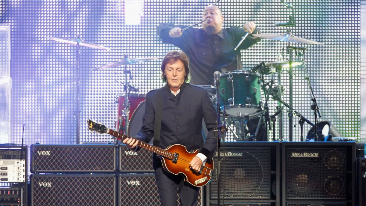 Paul McCartney sorprende con canción inédita de los Wings