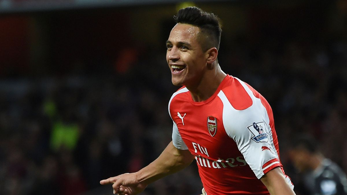 [VIDEO] Sigue en racha: Alexis anota gol en duelo de Champions League