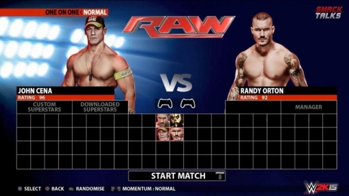 WWE 2K15 vs. el 2K14: ¿Cuál es el mejor juego?