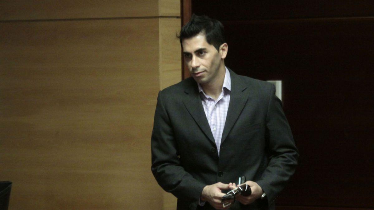 Johnny Herrera deberá pagar $40 millones a padres de Macarena Casassus