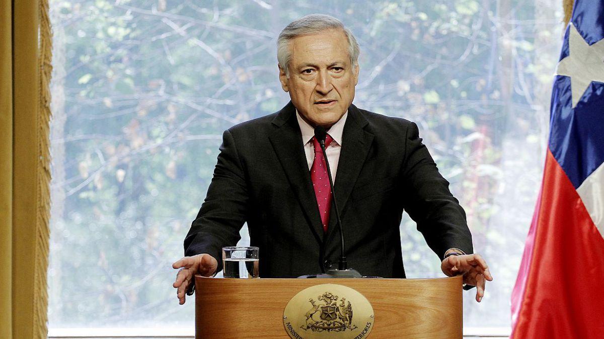 Heraldo Muñoz se refirió a declaraciones de Bolivia sobre apoyo de Perú
