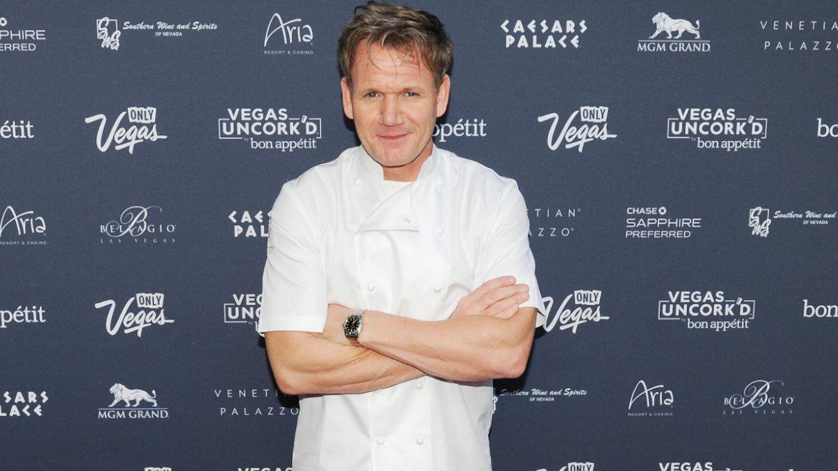 Esta es la polémica que enfrenta a PETA con el chef Gordon Ramsay